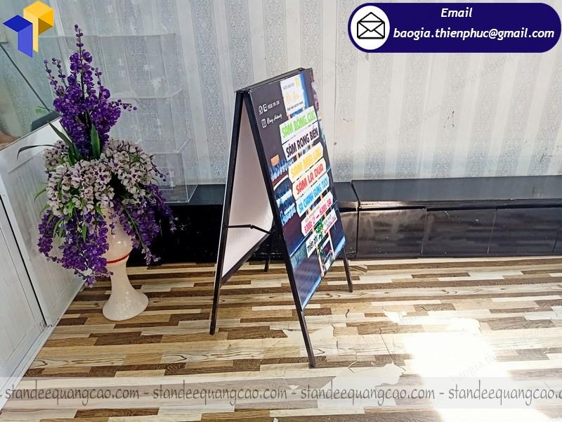 standee A quảng cáo giá rẻ
